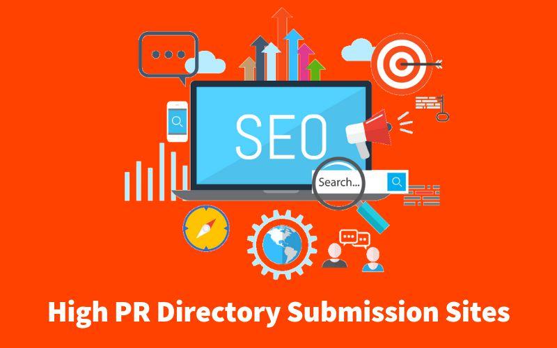 TOP High PR Premium Directory Sites Lists